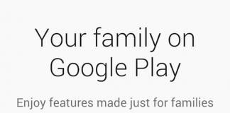 Google Play Family Library