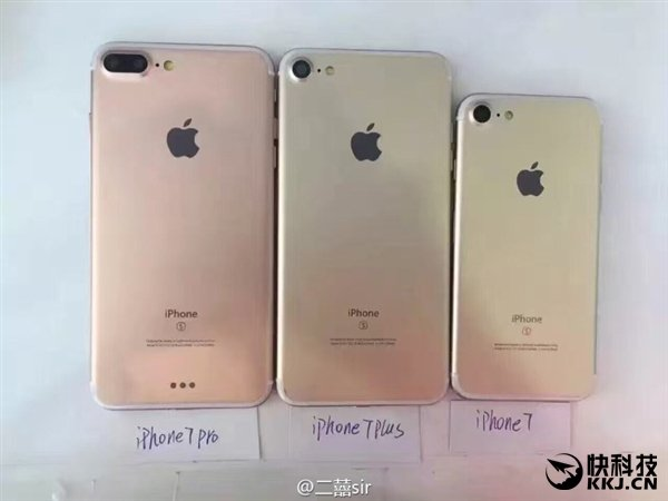 iphone 7 7 plus e 7 pro