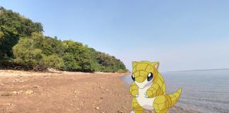 Pokémon Go stazione polizia Darwin