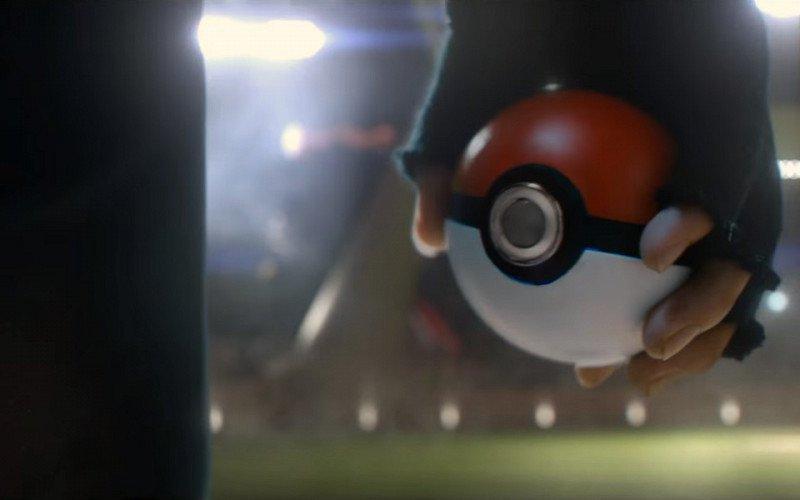 ¿Imágenes legendarias trabajando en una película basada en Pokemon Go?