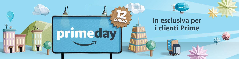 Amazon Prime Day offerte hi-tech