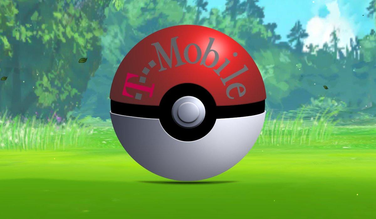 T-Mobile Pokémon Go tariffa