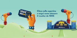 UBI Banca buono 100 euro Ticketone