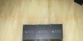 Apple a10 processore iphone 7