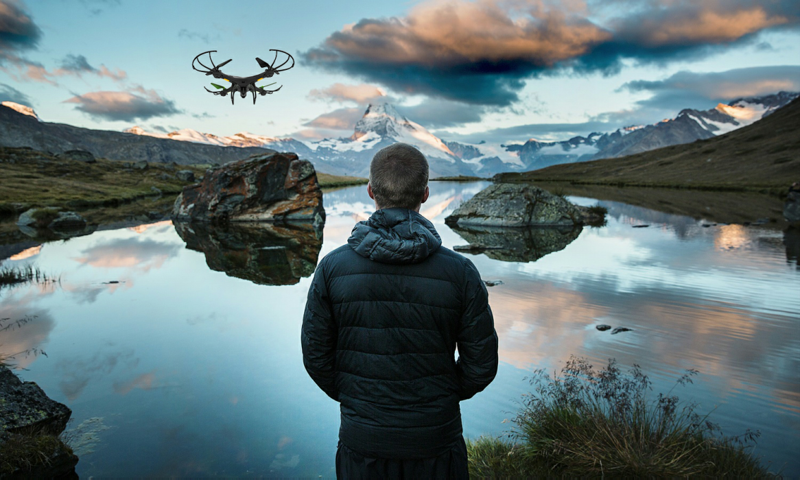 Archos-Drohne