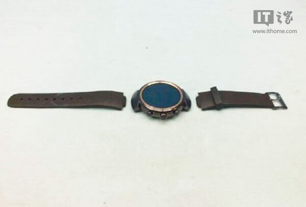 Asus ZenWatch 3 FCC