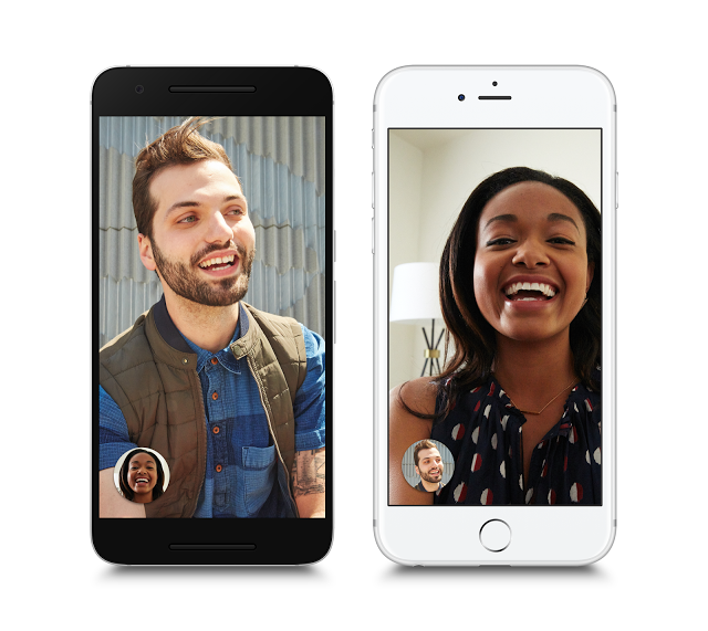 Google Duo 5 milioni Download