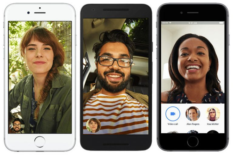 Google, duo, download, 5 milioni