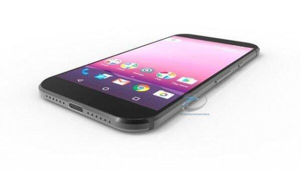 HTC Nexus旗鱼渲染