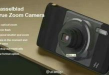 Hasselblad True Zoom Camera Moto Mod