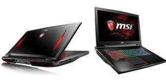 MSI GT73VR Titan, notebook, gaming