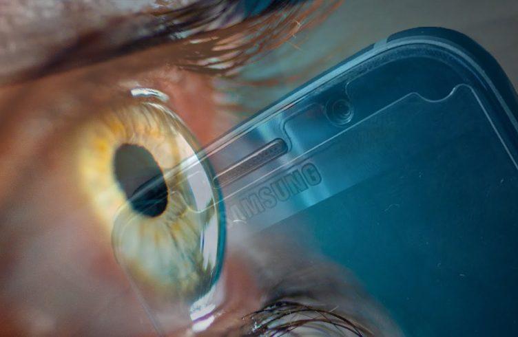 Samsung scanner iride mid-range