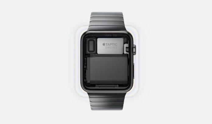 Apple Watch 2 battery 334 mAh