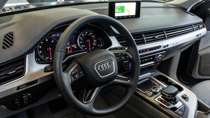 Audi Android Auto