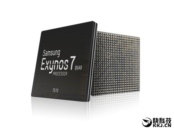 三星exynos 7570处理器