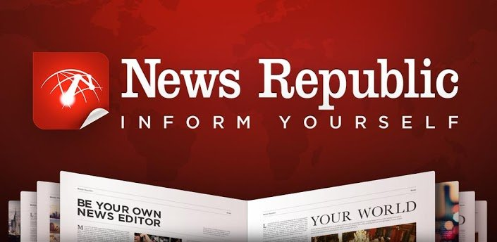 News Republic logo
