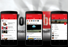 Google Youtube Backstage, social