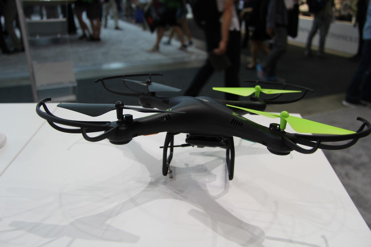 Archos Drone Ifa 2016 hands-on