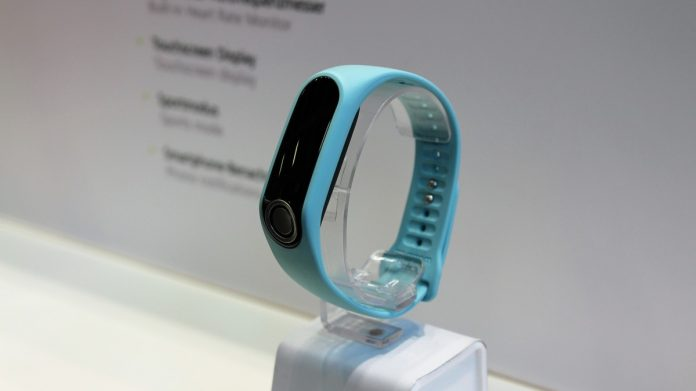 TomTom Touch hands-on