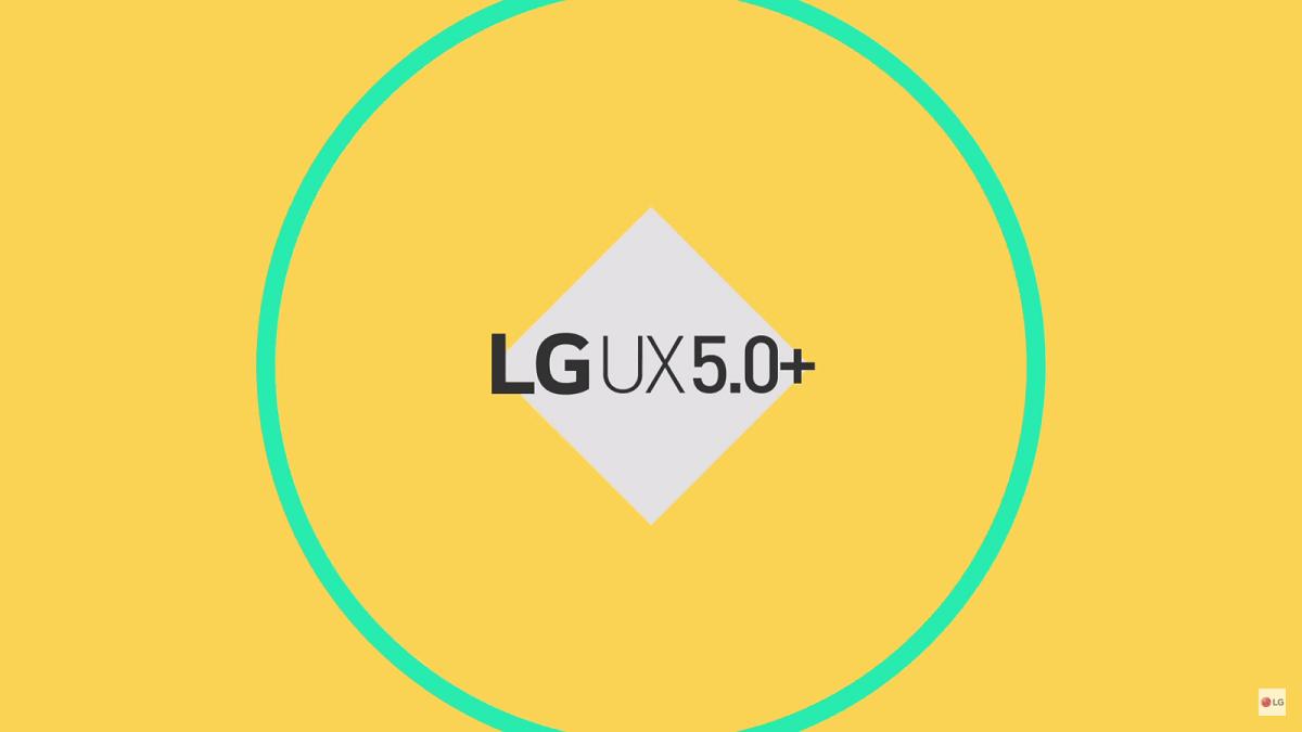 LG UX 5.0+