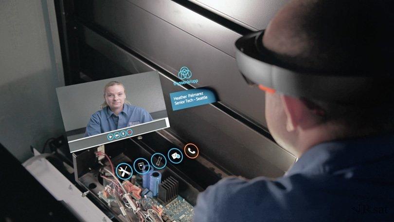 Microsoft: announces the sale of 20000 HoloLens unit