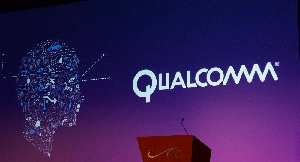 Logo de Qualcomm