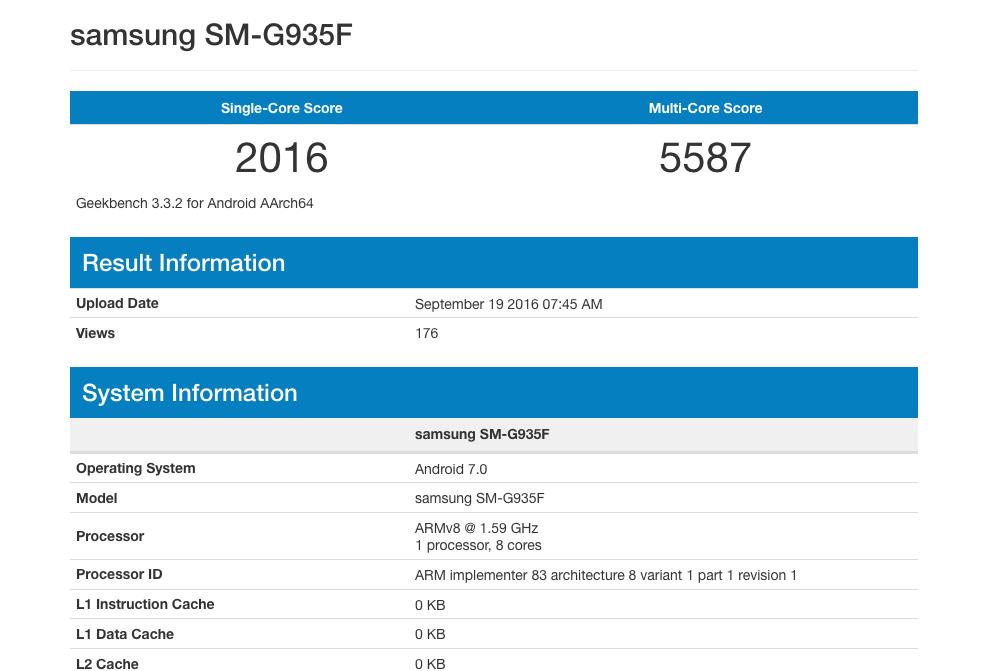 Samsung Android 7 Galaxy S7 ed S7 Edge 2