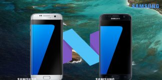 Samsung Android 7 Galaxy S7 ed S7 Edge 4