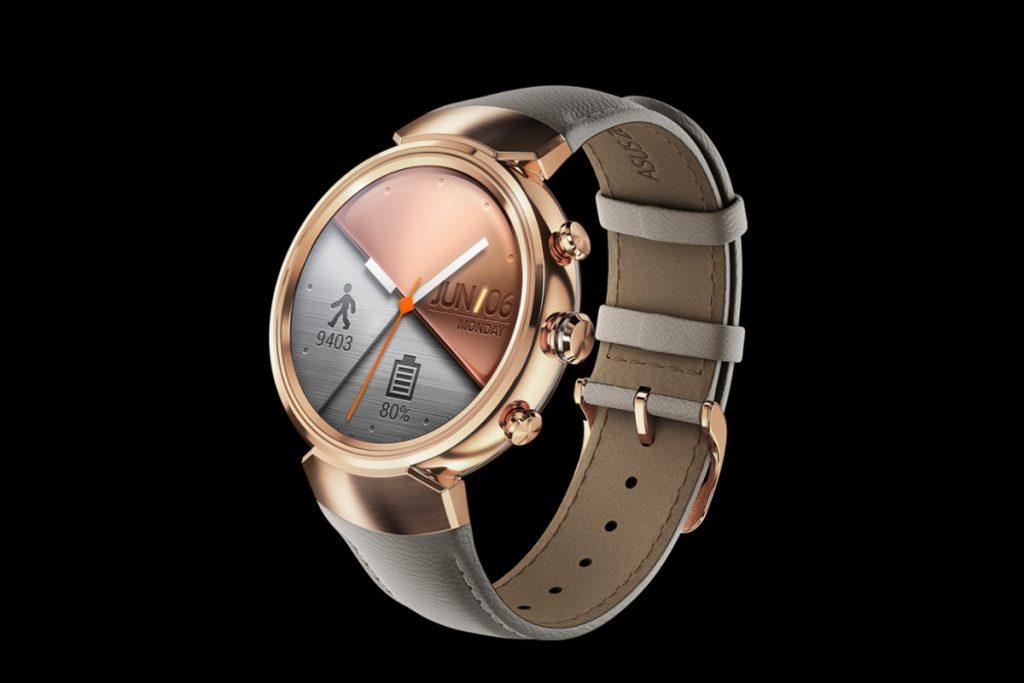 ASUS ZenWatch 3: uno smartwatch che fa del design il suo ...