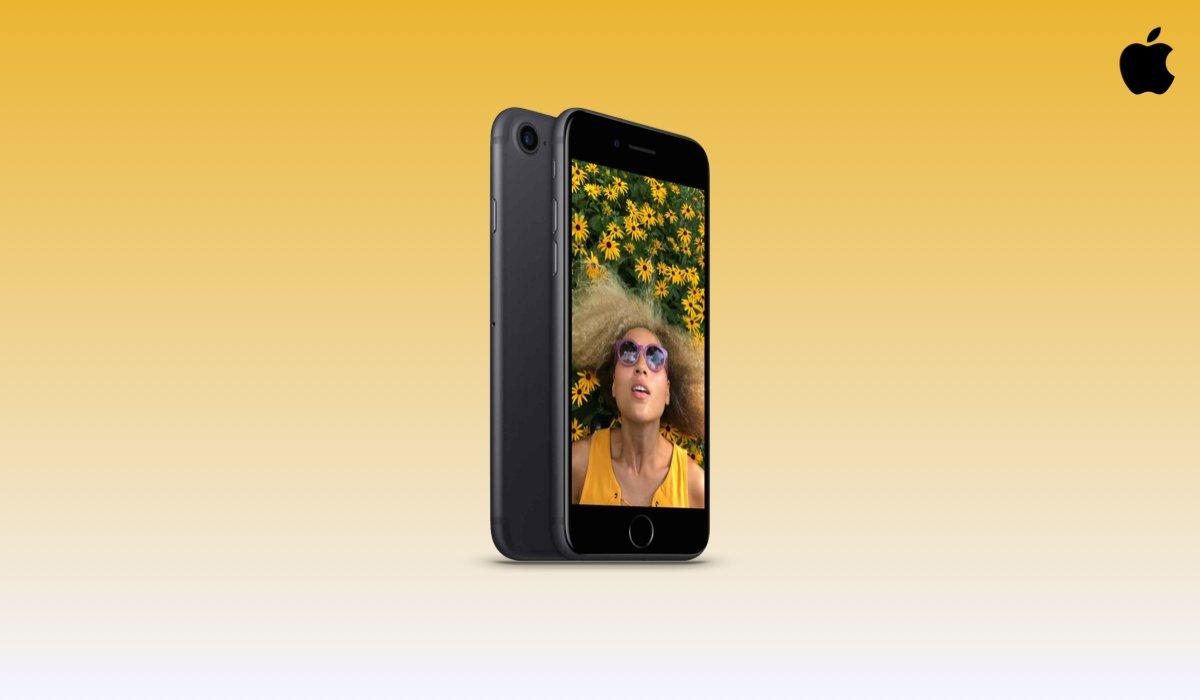iPhone 7 strano sibilo 2