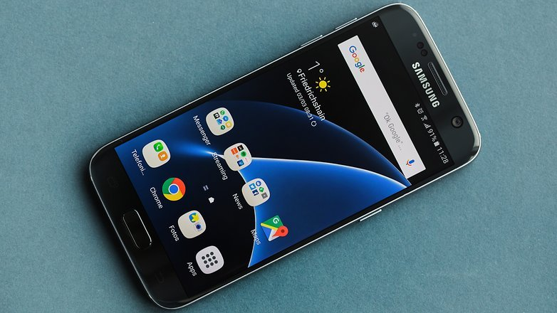 Samsung Galaxy S7, GFXBench, Android 7.0 Nougat