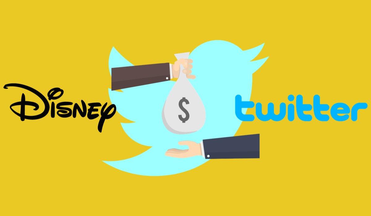 Disney interesse Twitter