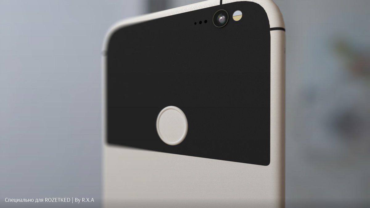 google pixel und pixel xl rendern