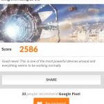 Google Pixel 3dmark