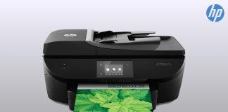 HP stampante
