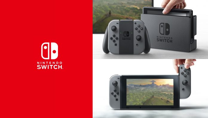 Nintendo Switch: see the DevKit technical sheet on Twitter
