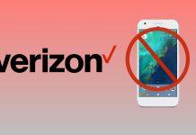 Verizon Google Pixel Bootloader