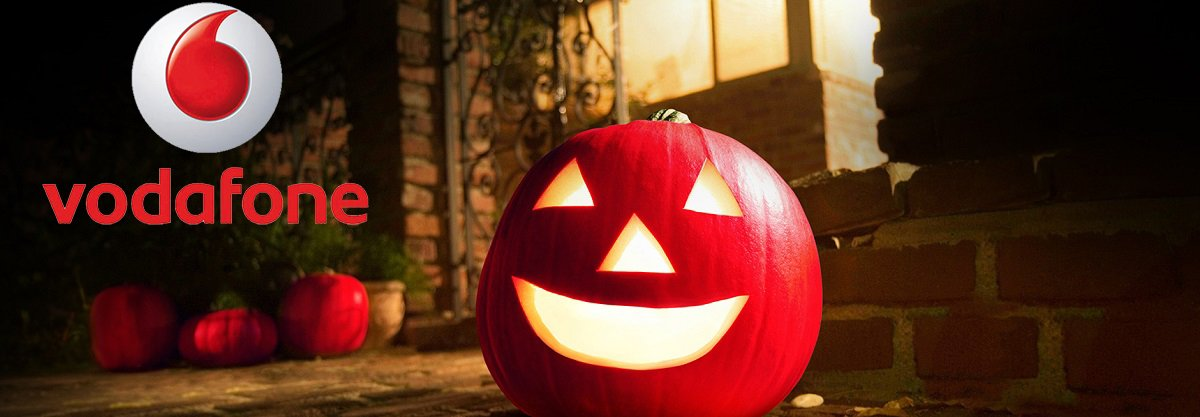 vodafone 4 gb halloween