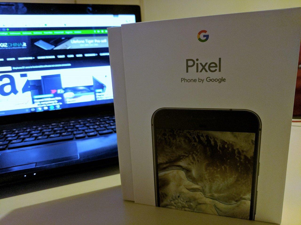 Google Pixe