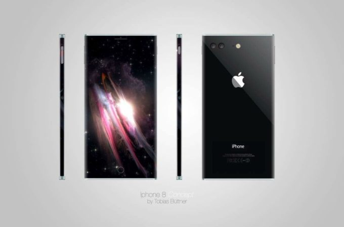 apple iphone 8 plus concept