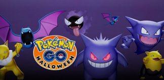 Pokèmon Go Halloween 2
