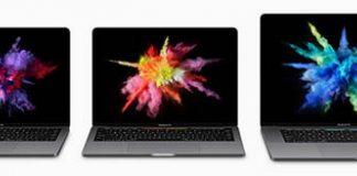 MacBook Pro gamma