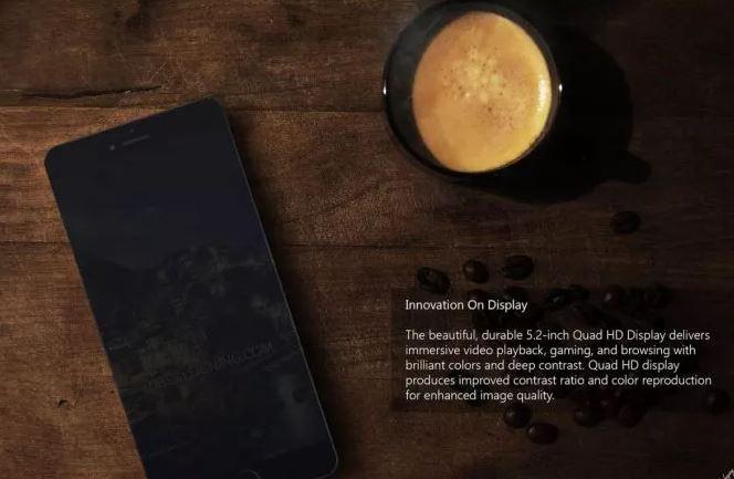 apple iphone se o conceito 2017