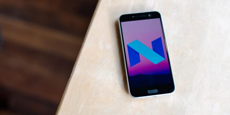 htc 10 android 7.0 nougat