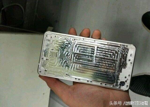 nokia smartphone metallo render