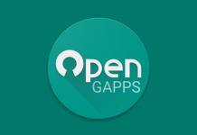 open gapps logo
