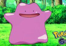 pokemon go ditto