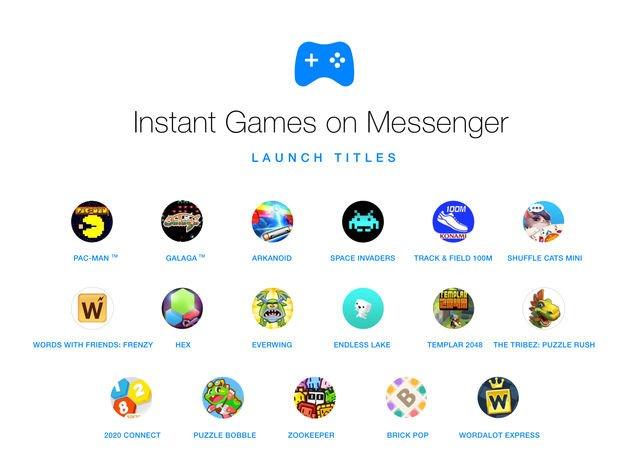 juego de facebook messenger