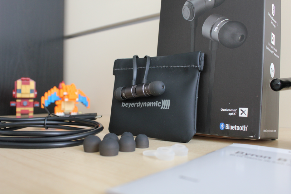 Beyerdynamic byron bt Commentaire