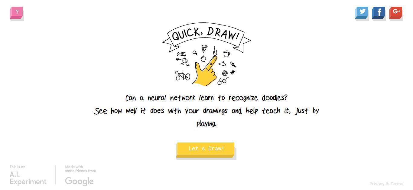 quick, draw google